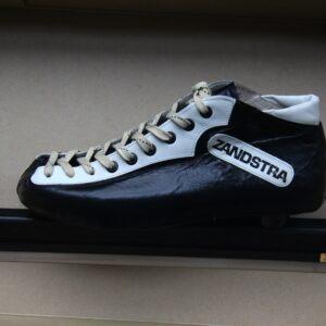 Carbon schaats/kangaroeleren schoen