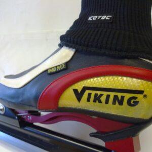 Enkelsokjes snijvast voor Viking klapschaatsen