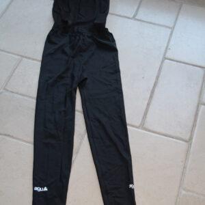 Lycra broek met bretels