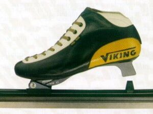 Nagano Gold Sprint - 1e model Gold schoen