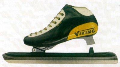 Nagano Gold Sprint - 1e model Gold schoen
