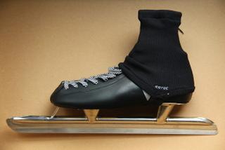 Enkelsokjes snijvast voor Vaste Schaatsen en Shorttrack