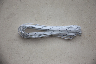 Wax veters 1.60 mtr, wit