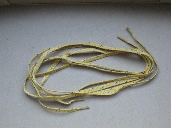 Wax veters 1.60 mtr, geel